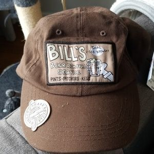 Crazy shirt hat with bottle opener